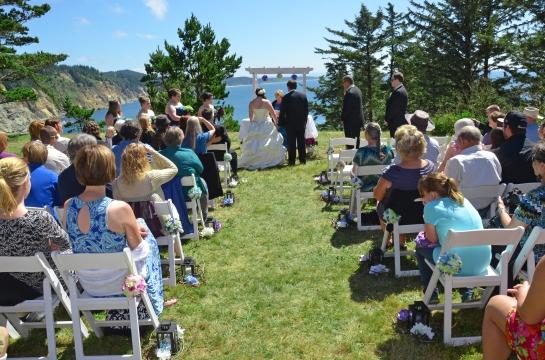 Unbelievable wedding weather..!!!